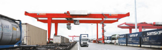 choice-diesel-kalmar-Rail-mounted-gantry-cranes